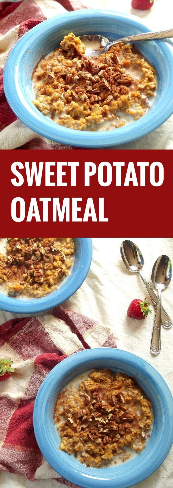Sweet Potato Oatmeal