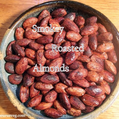 Smoky Roasted Almonds