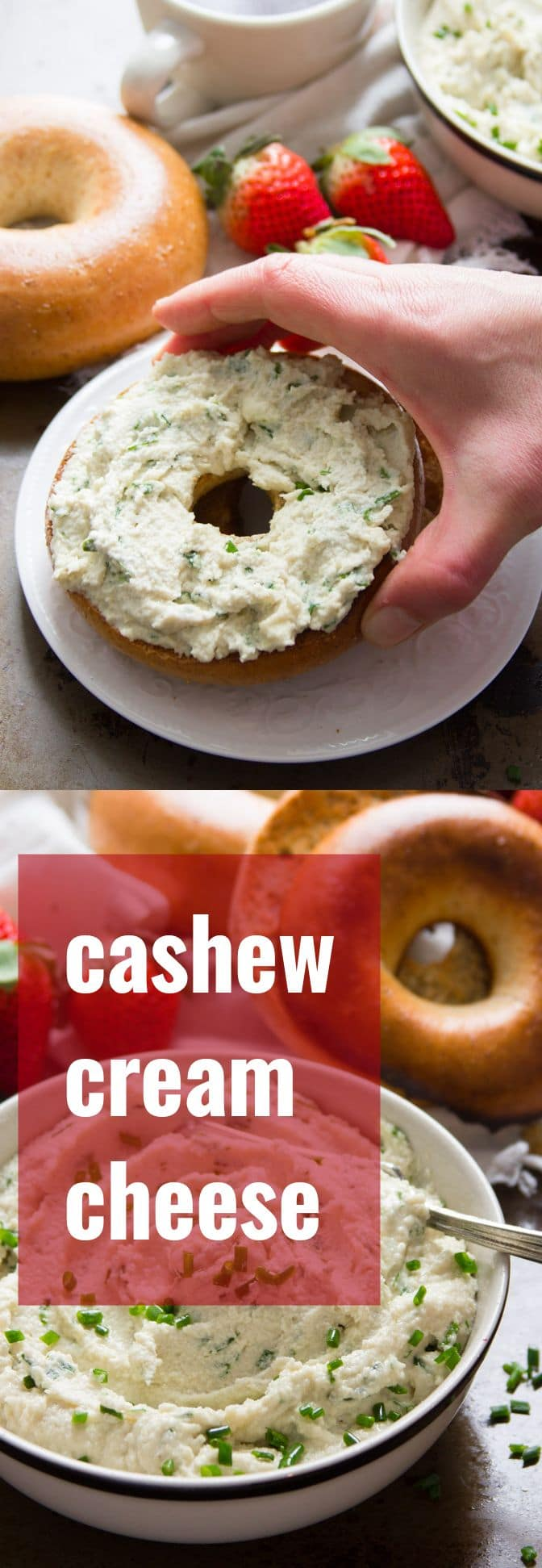 Cashew Cream Cheese
