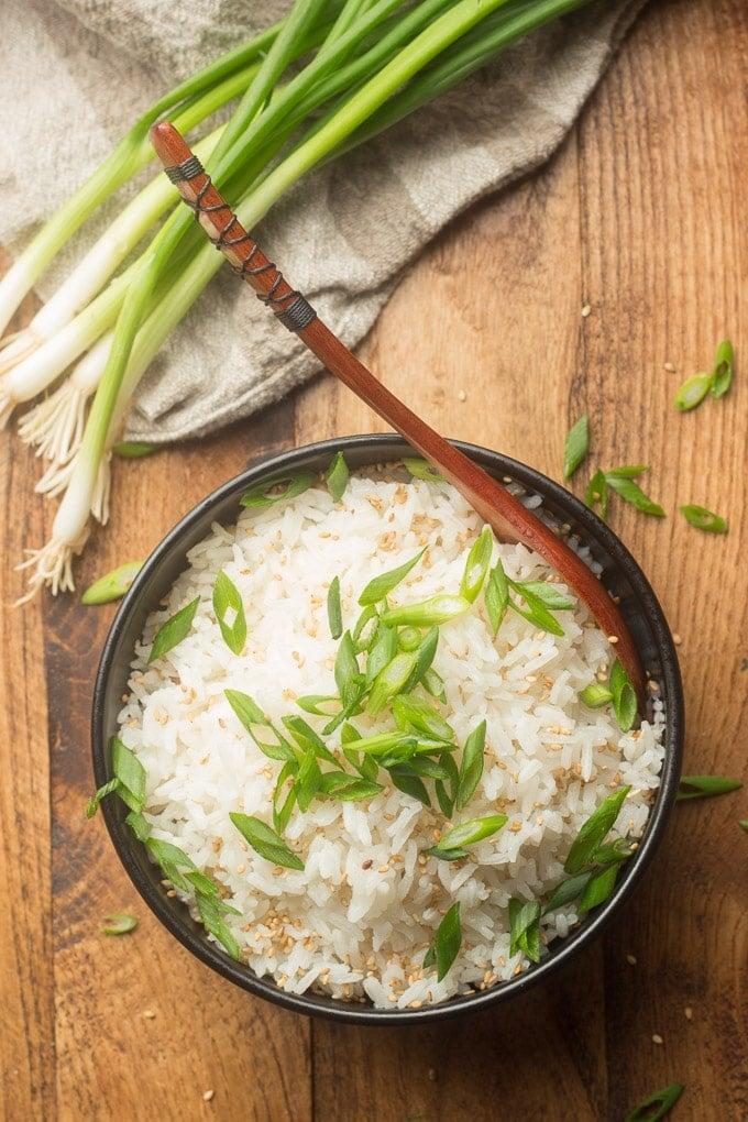 Coconut Rice Connoisseurus Veg
