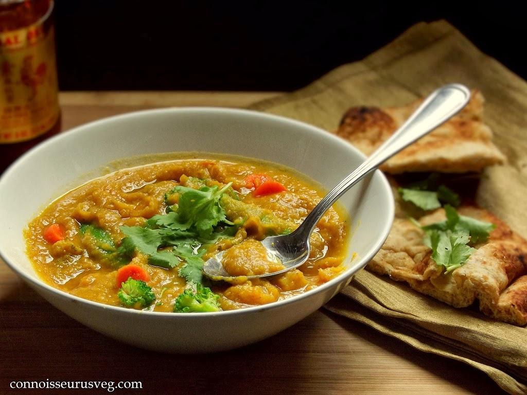 Vegan Mulligatawny Soup