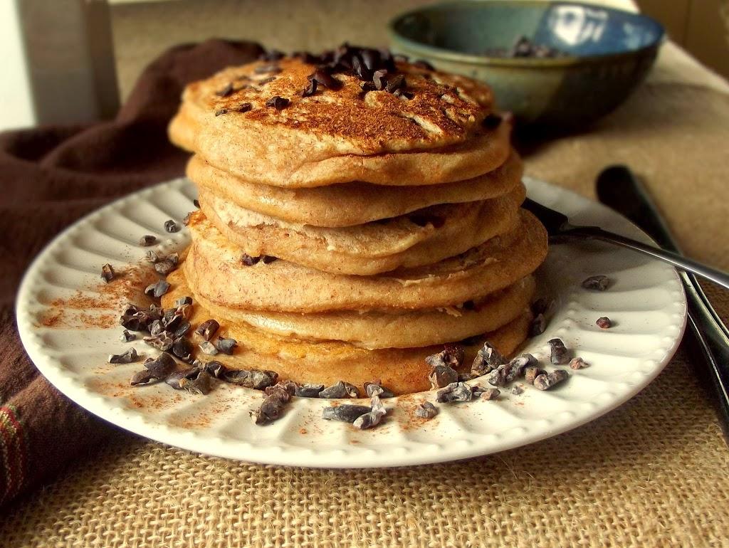 Blender Silken Tofu Pancakes