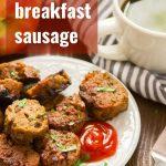 Vegan Breakfast Sausage