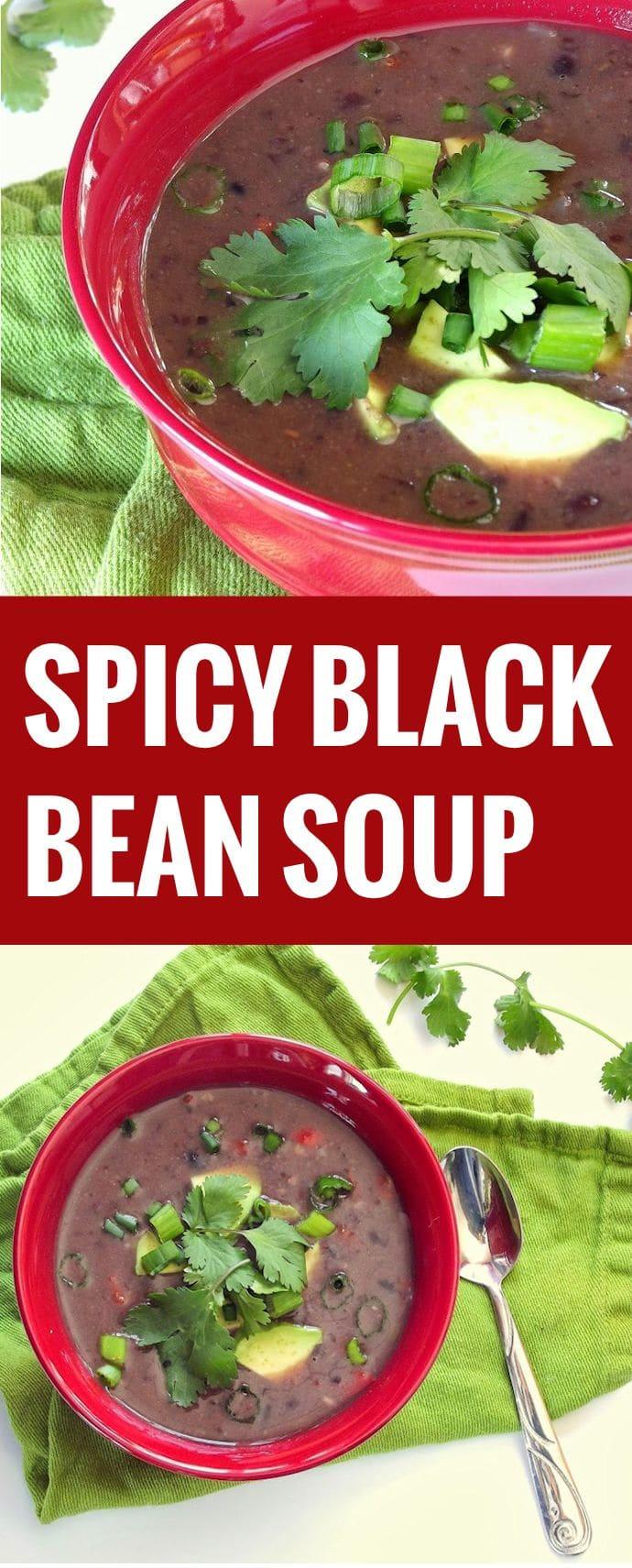 ... soups 7 6 3 45 http www connoisseurusveg com spicy black bean soup