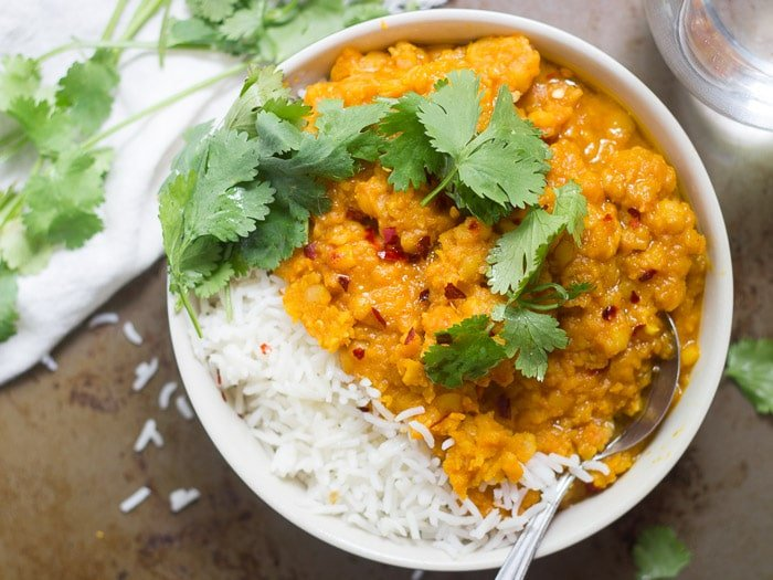Yellow Split Pea Dal