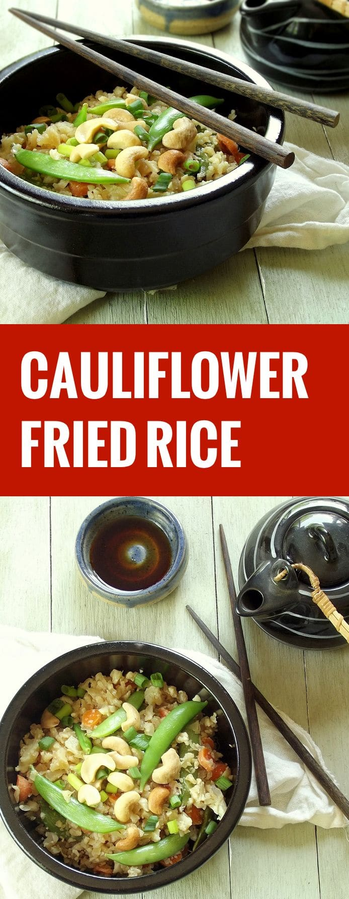 cauli rice text