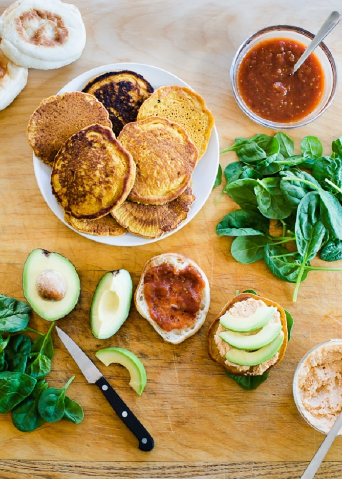 Vegan_Breakfast_Sandwich_Ingredients