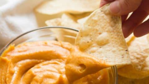 Nacho Sweet Potato Cheese - Connoisseurus Veg