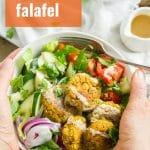 Pumpkin Falafel