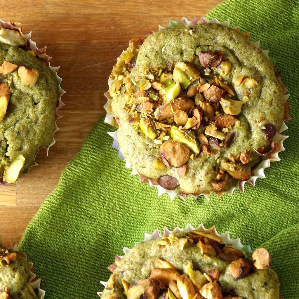 Green-Tea-Pistachio-Muffins-Featured