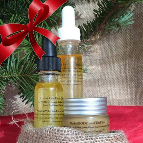 herbal face food holiday-bundle