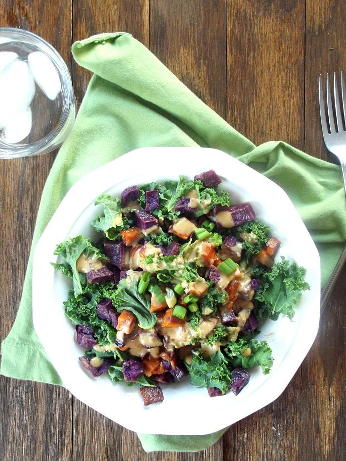 sweet potato kale salad portrait2