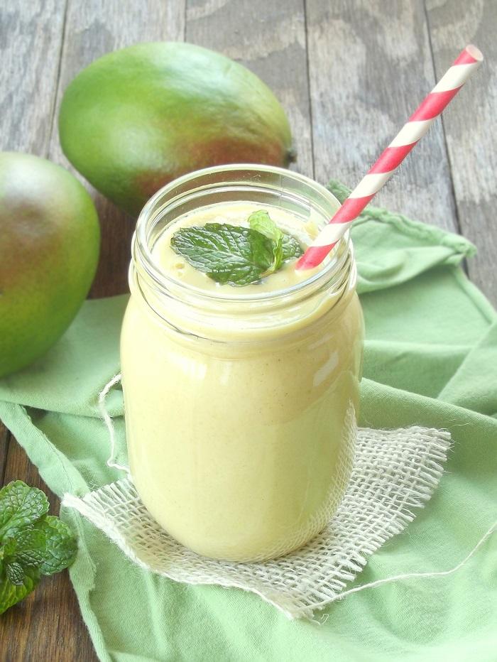 alissa serves 1 2 vegan mango lassi this vegan mango lassi is made ...