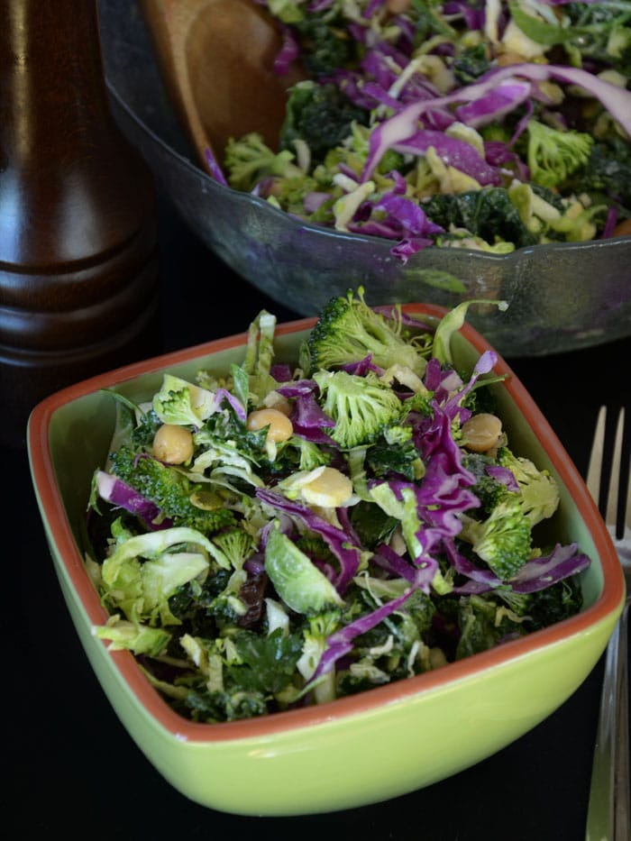 Healthy-Kale-Brocolli-Brussel-Sprout-Salad