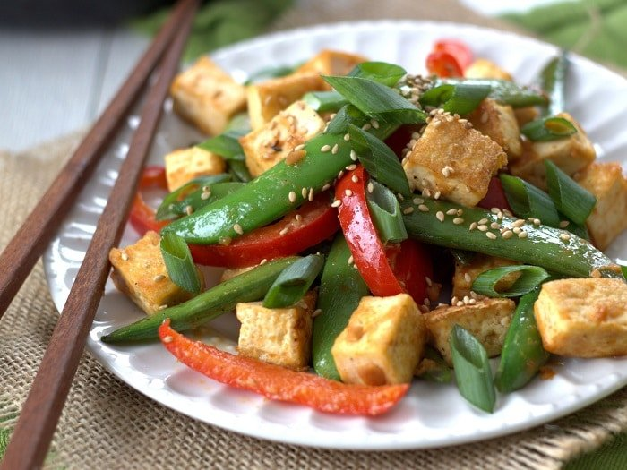 ... sesame tofu asian stir fry try this tofu and let me asian tofu with