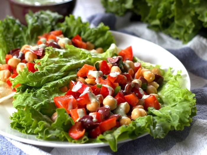 http://www.connoisseurusveg.com/greek-chickpea-lettuce-wraps/