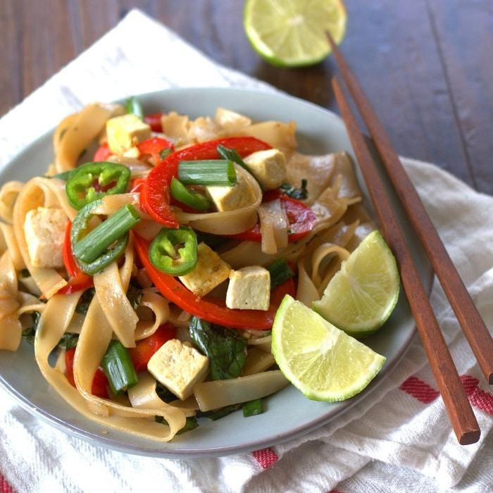 Five Spice Drunken Noodles