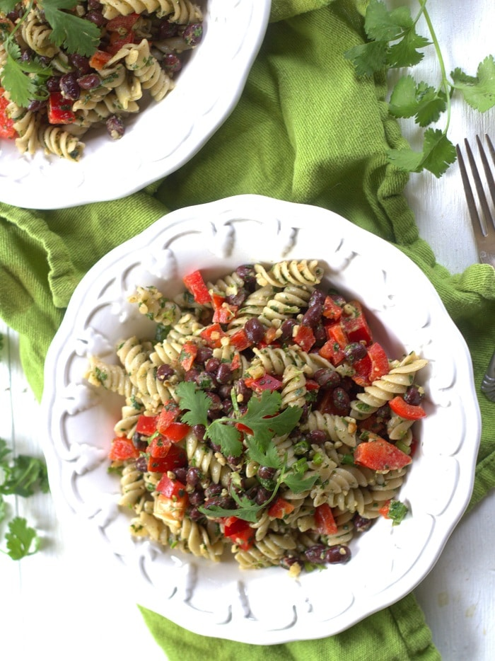 cilantro-pesto-pasta-salad-portrait