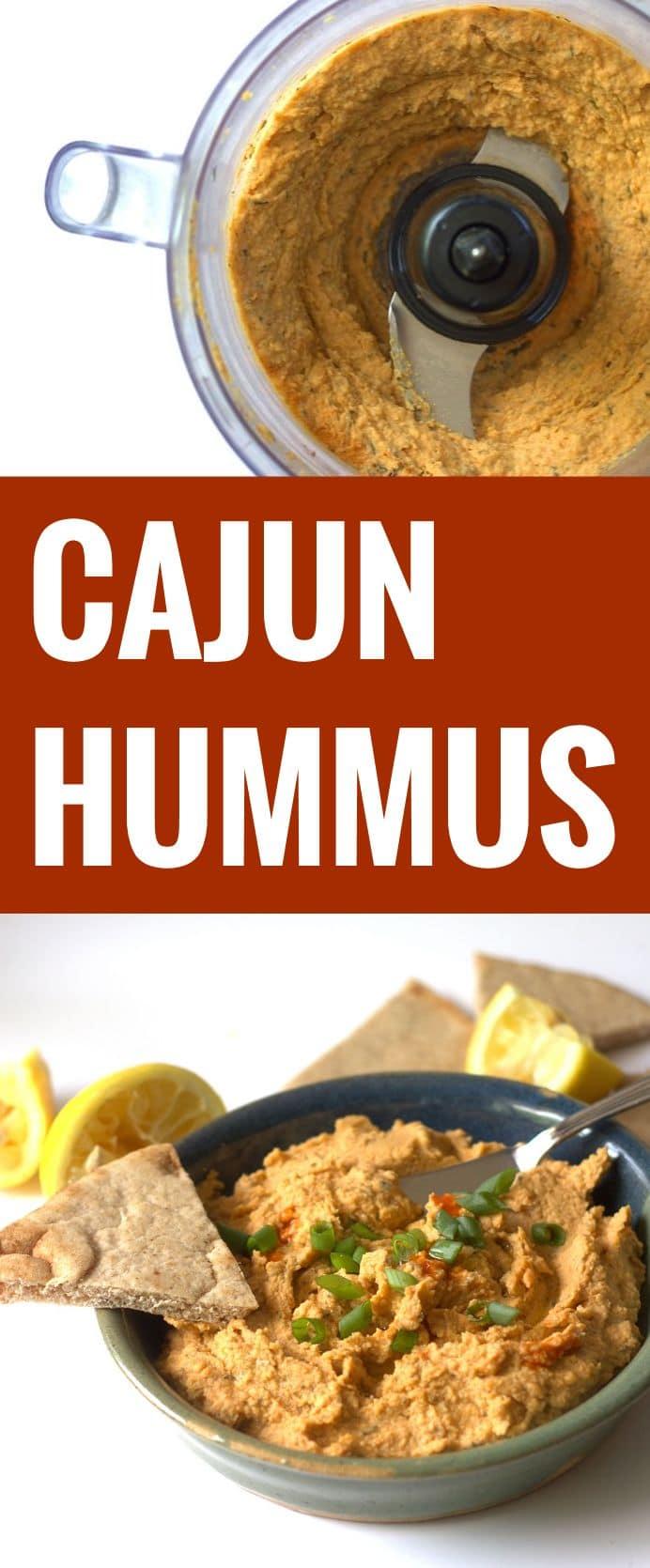 Cajun Hummus