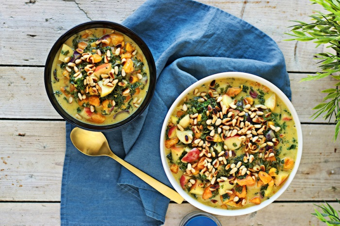 50 Hearty Vegan Fall Soups