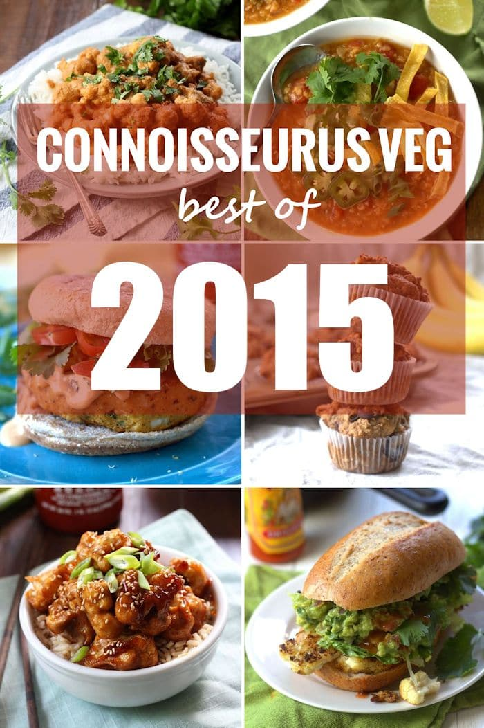 Connoisseurus Veg Best of 2015