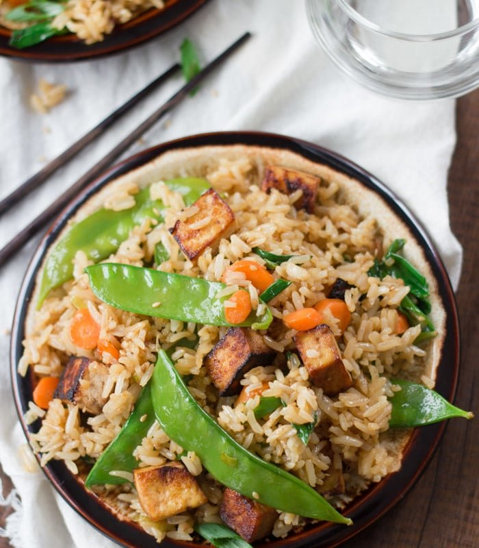 Hibachi-Style Japanese Fried Rice