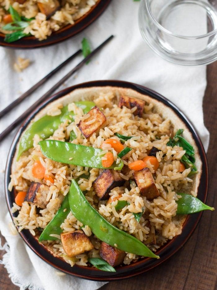 Hibachi-Style Japanese Fried Rice