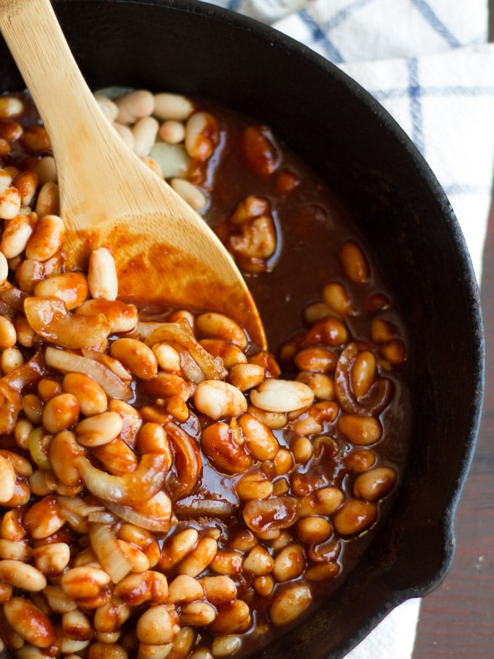 Best Ever Vegan Baked Beans