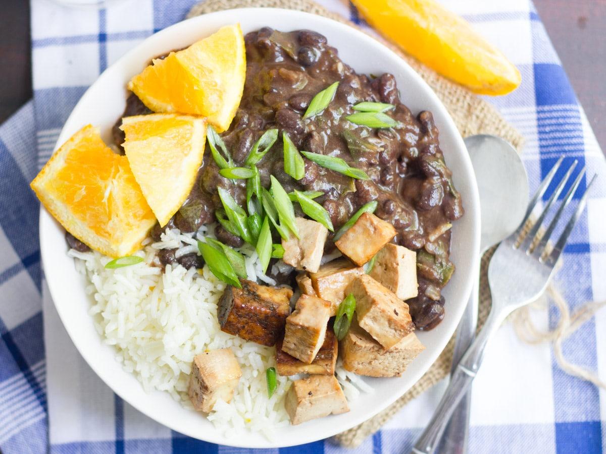 Vegan brazilian black bean bowls connoisseurus veg forumfinder Gallery