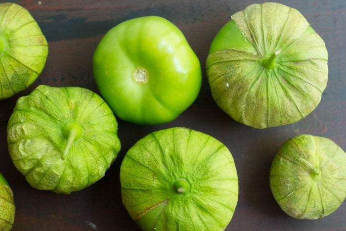 Chickpea Chile Verde