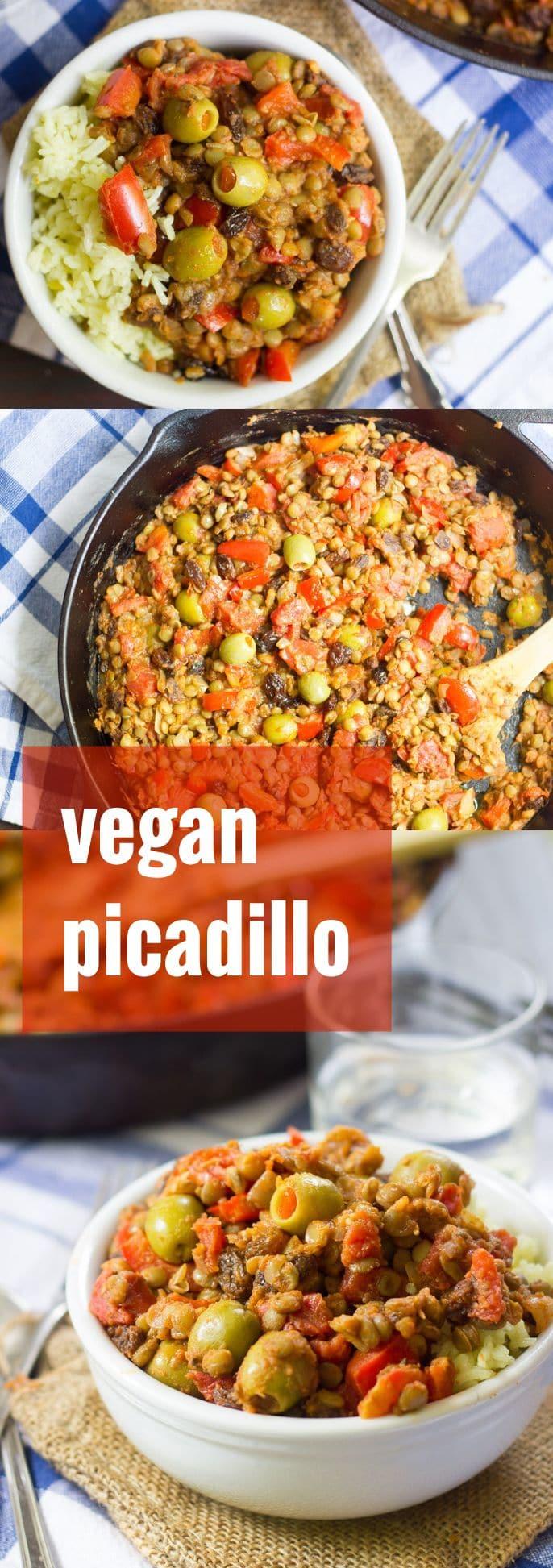 Vegan Picadillo