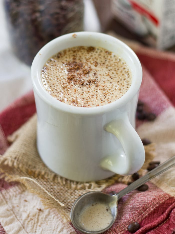 How to Make the Perfect Plant-Based Latte