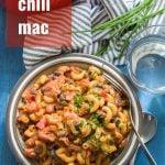 Vegan Chili Mac & Cheese