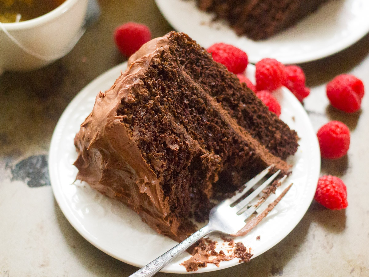 Dollar Chocolate Cake Recipe