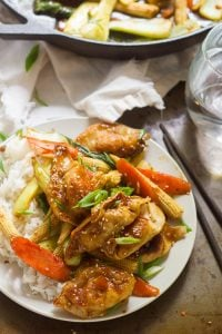 Veggies & Dumplings Stir-Fry