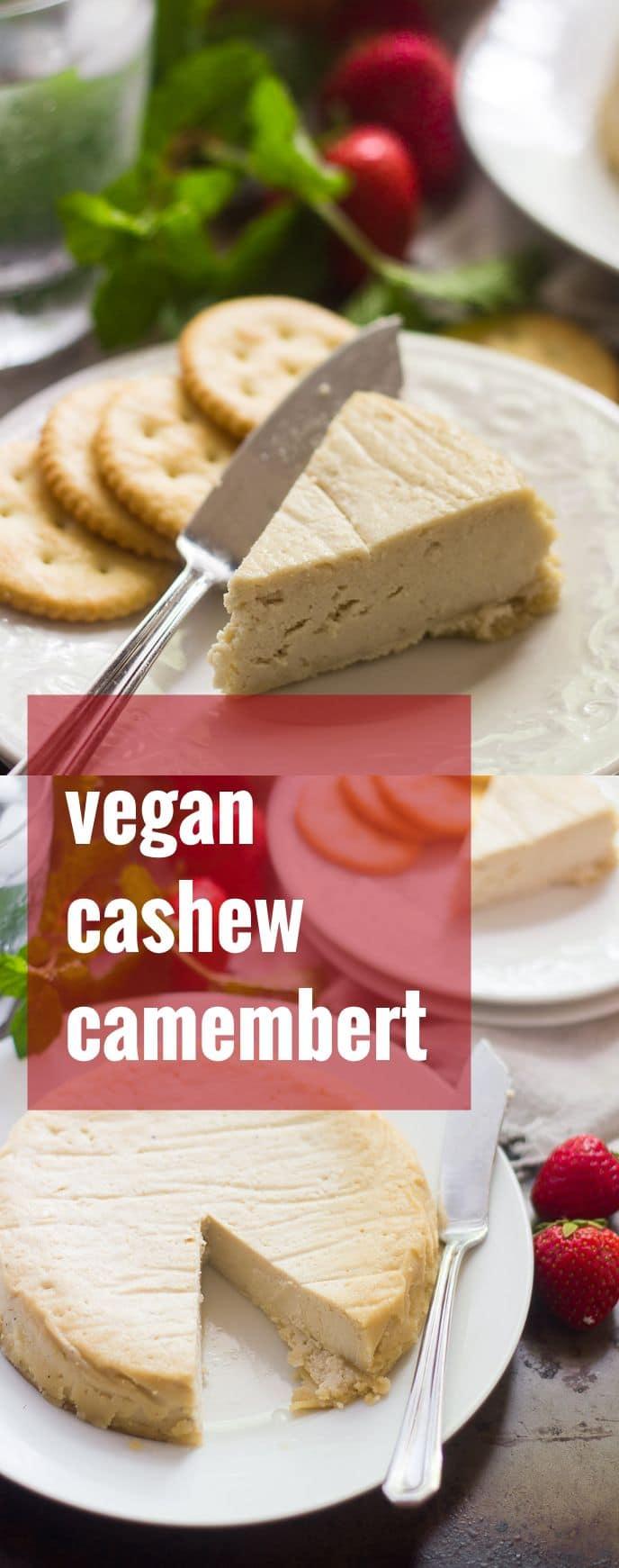 Cashew Camembert