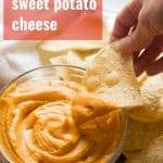 Nacho Sweet Potato Cheese