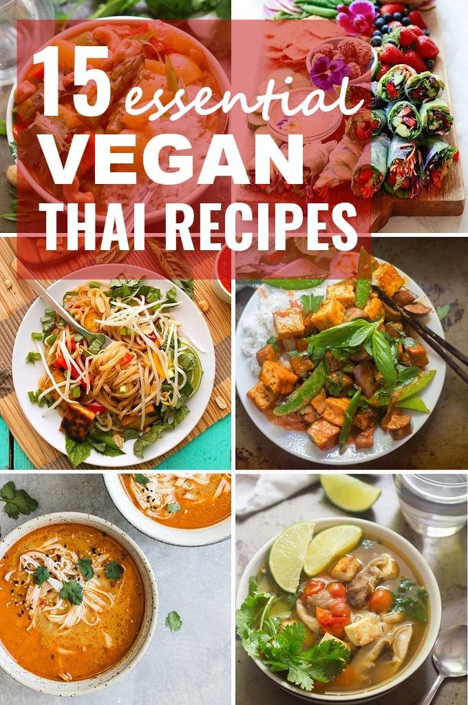 15 Essential Vegan Thai Recipes