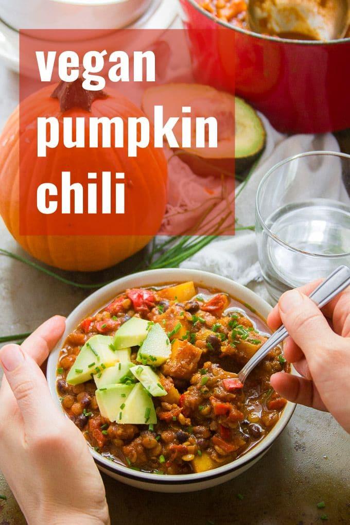 Triple Pumpkin Chili