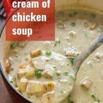 Vegan Cream of Chicken Soup