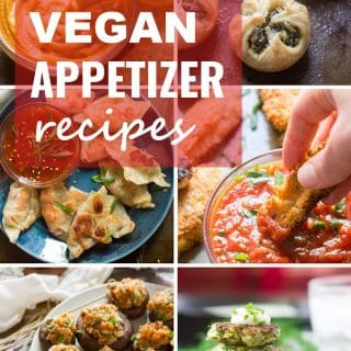 Vegan Appetizer Recipes