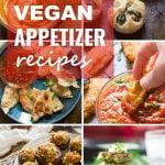 Vegan Appetizer Recipes