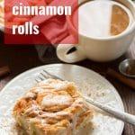 Vegan Cinnamon Rolls
