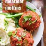Italian-Style Vegan Meatloaf Muffins