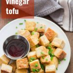 Crispy Salt & Vinegar Tofu