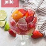 Vegan Jello