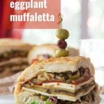 Vegan Muffaletta