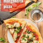 Vegan Margherita Pizza
