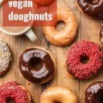 Classic Vegan Doughnuts