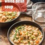 Rosemary White Bean Soup